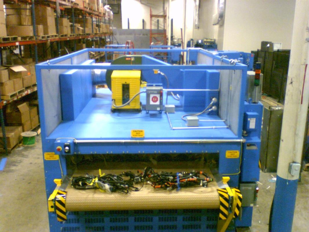 Modular Boat Wiring Harness Storage Oven Fostoria Process Equipment Specialty Ovens Pause