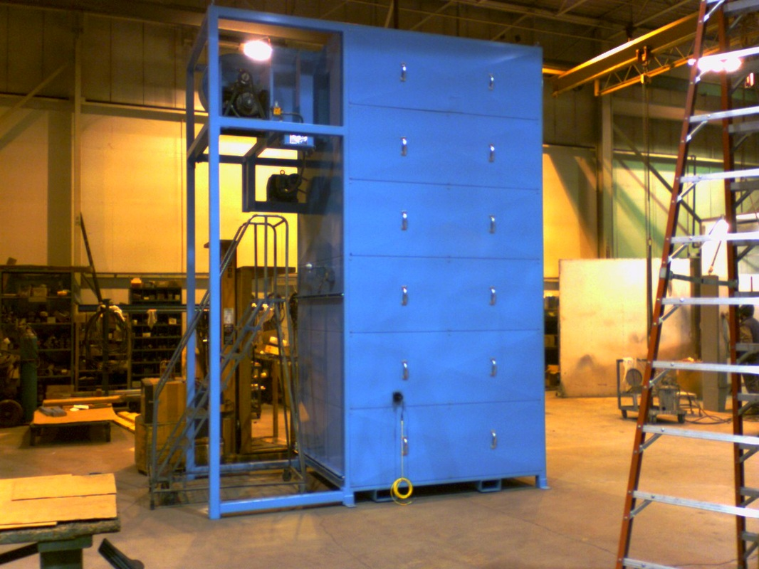 Storage Oven Fostoria Process Equipment Specialty Ovens Wiring Harness Making Machines Pause